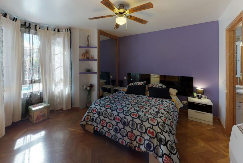 Chalet-Galapagar-Bedroom(1)